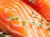 Saumon mariné gingembre frais