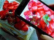 Shortcake fraises