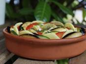 Tian provençal (Tian d'aubergines, courgettes pommes terre livre Vegan