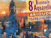 8ème Biennale d'aquarelle Brioude