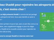 Shaddl, service taxi partagé vers aéroports Paris – Interview startup