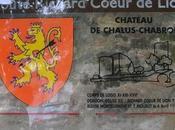 route Richard Coeur Lion Châlus,