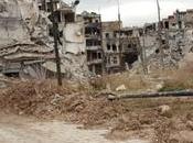 Syrie après début guerre