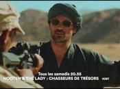 Hooten Lady, série prend pour Indiana Jones
