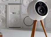 HIGH-TECH Moonraker Speaker System