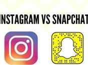 Instagram Snapchat raconte mieux destinations