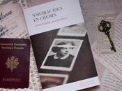 N'oublie rien chemin Anne Sophie Moszkowicz Promenade littéraire