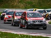 Déjà mi-saison pour Coupe Nissan Micra