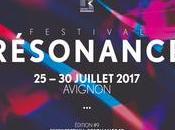 Gagne places pour Festival Résonance Avignon juillet