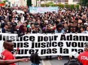 #AdamaTraore après, toujours justice, paix #BLM