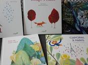 Feuilletage d'albums Editions CEPAGES Célia koala Rouge-Feuille Célestin Caporal Paris Près coeur