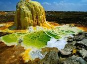 Volcan Dallol Ethiopie