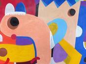 Nouvelles peintures galerie Newarty's