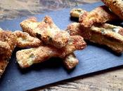 Frites courgettes