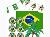décoration thème Brésil