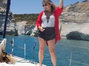 Milos Boat