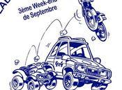 Balade moto, quad Christoise (32), septembre 2017