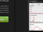 Monyt, monitoring serveur base Android