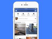 Marketplace nouveau service Facebook vous permet vendre