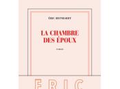 [babelio, rentrée littéraire] chambre époux, roman d'éric reinhardt