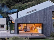 ARCHITECTURE David Maurice Back Country House