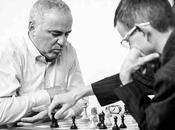 Echecs Blitz avec Garry Kasparov
