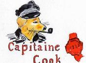 Serrés comme sardines Capitaine Cook