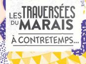 Traversées Marais 3ème édition festival réseau Culture+ septembre 2017