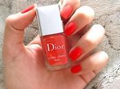 Coral Crush, vernis coup cœur l'été signé Dior