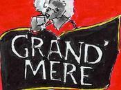 Memphis fille pub. Grand-mère sait faire café...
