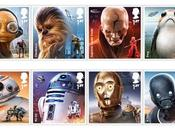 Star Wars Timbres Anglais