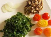 Chou Kale mariné (Vegan)