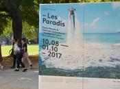 """Exposition photos: """"Les paradis fiscaux"""" Parc Bastions"""