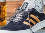 Adidas vente baskets résistent bière vomi