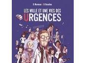 Baptiste Beaulieu Dominique Mermoux mille vies urgences (BD)