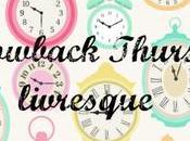 Throwback Thursday Livresque T'es genre, mais t'ai quand même aimé