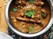 Carry Dhal Gram Curry Masala d'agneau pois cassés jaunes véritable régal