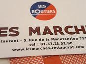 Marches Paris (XVIème)