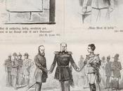 deutsch-französische Krieg. Proklamation König Wilhelm's deutschen Fürsten. guerre franco-allemande 1870. Fliegende Blätter, 1871))