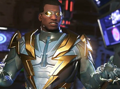 GAMING Injustice trailer gameplay pour Raiden Black Lightning