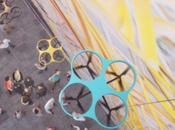 Paint Drone l'art portée tous