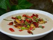 Gaspacho haricots coco