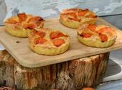 Tartelettes amandine abricots
