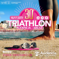 Merci Triathlon Audencia Baule