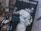 Désolée suis attendue Agnès Martin-Lugand