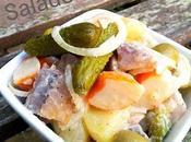 Salade harengs