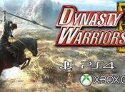 Dynasty Warriors Koei Tecmo Europe précise sortie