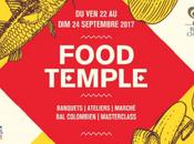 Food Temple Carreau partir d'aujourd'hui pour Week-End