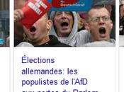 fachos l'#AfD observés loupe (déformante) #Twitter