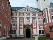 Ailleurs: l'abbaye Broumov, fabuleuse splendeur